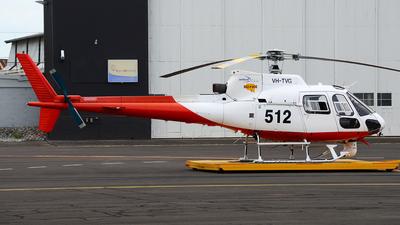 VH-TVG - Aérospatiale AS 350B Ecureuil - Aviation Utilities