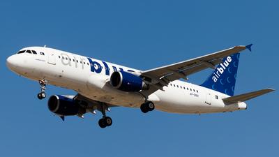 A picture of APBNV - Airbus A320214 - AirBlue - © Faraz Ali