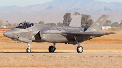 13-5082 - Lockheed Martin F-35A Lightning II - United States - US Air Force (USAF)