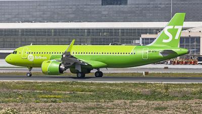 VP-BTX - Airbus A320-271N - S7 Airlines