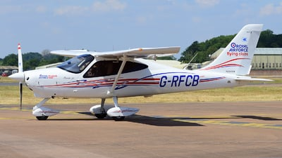 G-RFCB - Tecnam P2008JC - The Waddington Flying Club
