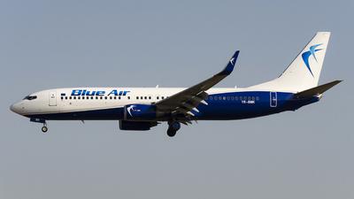 YR-BMK - Boeing 737-82R - Blue Air
