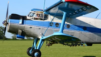 SP-FIE - PZL-Mielec An-2 - Private
