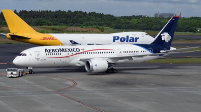 XA-AMX - Boeing 787-8 Dreamliner - Aeroméxico