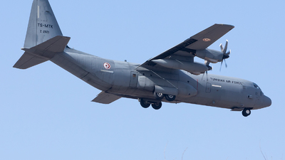 Z21121 - Lockheed Martin C-130J-30 Hercules - Tunisia - Air Force