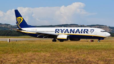 EI-DYF - Boeing 737-8AS - Ryanair