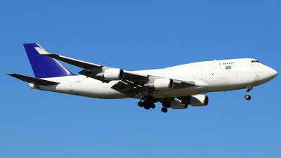 TF-AMA - Boeing 747-45E(BDSF) - Air Atlanta Icelandic