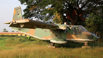 L9-3/25 - GAF N22B Nomad - Thailand - Royal Thai Air Force