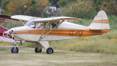 CC-PGF - Piper PA-22-150 Tri-Pacer - Private
