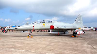 5402 - Northrop F-5F Tiger II - Taiwan - Air Force