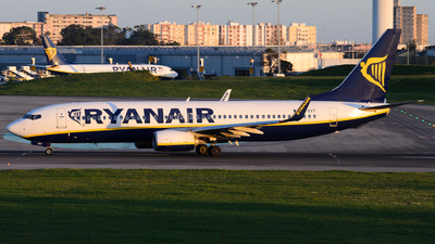 EI-EVT - Boeing 737-8AS - Ryanair