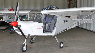 SP-SAGI - Skyranger 912 - Private