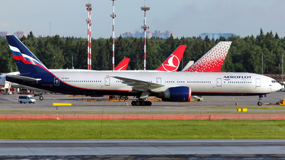 A picture of VQBUA - Boeing 7773M0(ER) - Aeroflot - © Alexander Tarasenkov