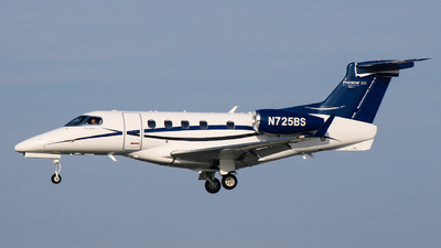 N725BS - Embraer 505 Phenom 300 - Private