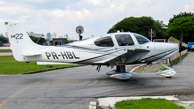 A picture of PRHBL - Cirrus SR22 - [4111] - © Jean Lucas / Brothers Spotting