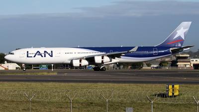 CC-CQE - Airbus A340-313X - LAN Airlines