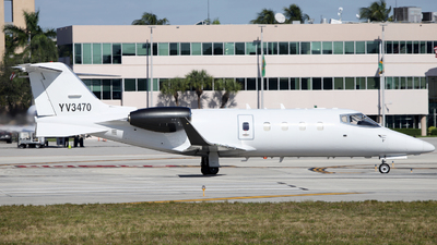 YV3470 - Bombardier Learjet 55 - Private