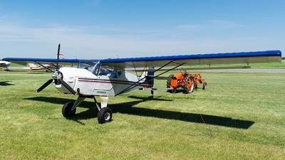 N62JK - Skystar Kitfox II - Private