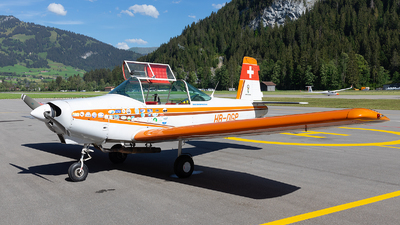 HB-DGP - Varga 2180 Kachina - Flugschule Eichenberger