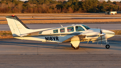 N18VR - Beechcraft 58 Baron - Ventura Air