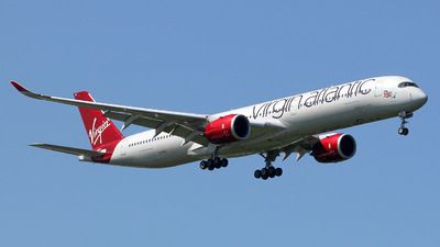 A picture of GVPRD - Airbus A3501041 - Virgin Atlantic - © Luca Gussoni