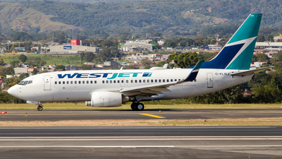 C-FLWJ - Boeing 737-7CT - WestJet Airlines