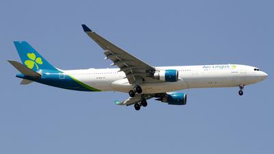 A picture of EIELA - Airbus A330302 - Aer Lingus - © wangpaul