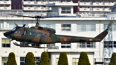 41910 - Bell UH-1J Huey - Japan - Ground Self Defence Force (JGSDF)