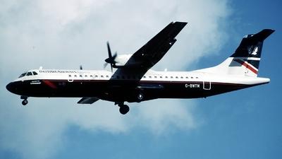 G-BWTM - ATR 72-202 - British Airways Express (Cityflyer Express)