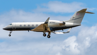 N779LD - Gulfstream G-IV(SP) - Private