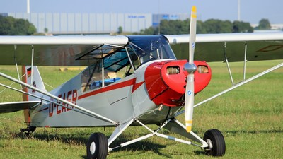 D-EAER - Piper PA-18 Super Cub - Private