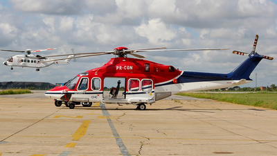 A picture of PRCGN - AgustaWestland AW139 - CHC Helikopter Service - © Eduardo Jeppesen / Equipe GIG ao vivo