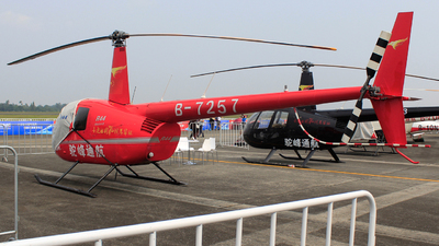 B-7257 - Robinson R44 Clipper II - Sichuan Tuofeng General Avation