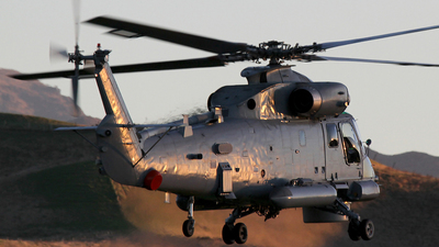 NZ3611 - Kaman SH-2G Super Seasprite - New Zealand - Navy