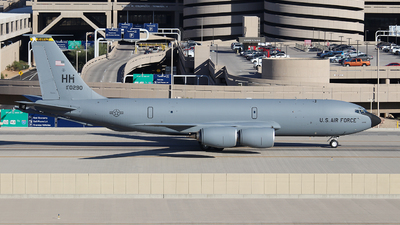 61-0290 - Boeing KC-135R Stratotanker - United States - US Air Force (USAF)