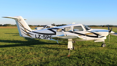 LZ-SPF - Piper PA-28RT-201T Turbo Arrow IV - Private