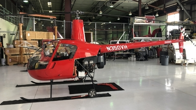 N350VH - Robinson R22 Beta II - Private