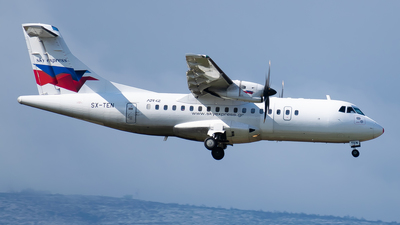 SX-TEN - ATR 42-500 - Sky Express