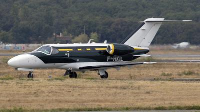 F-HKIL - Cessna 510 Citation Mustang - Oyonnair