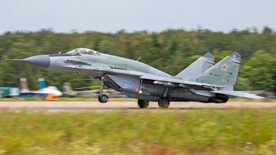 RF-90847 - Mikoyan-Gurevich MiG-29SMT Fulcrum C - Russia - Air Force