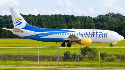 N285XA - Boeing 737-4Q8 - Swift Air