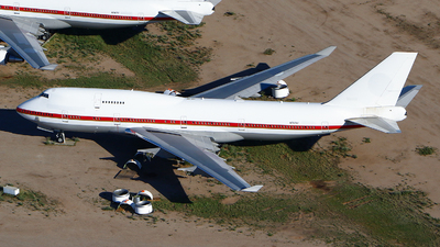 N7474C - Boeing 747-47C - Untitled
