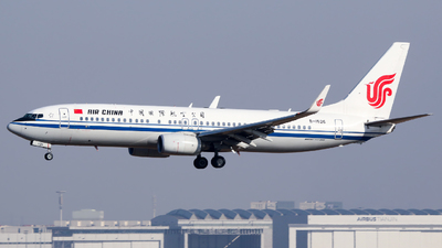 B-1526 - Boeing 737-89L - Air China
