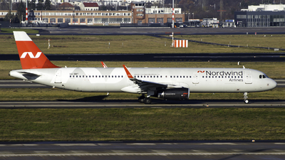 VQ-BRT - Airbus A321-231 - Nordwind Airlines