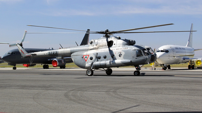 1723 - Mil Mi-17-1V Hip - Mexico - Navy