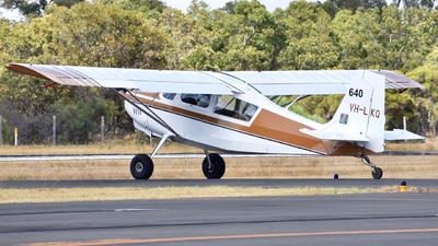 VH-LKQ - American Champion 8GCBC Scout - Western Australia Government - Parks and Wildlife