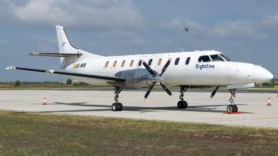 A picture of ECNIR - Fairchild SA227AC Metro III - Flightline - © zsoltiforgacs