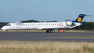 D-ACKE - Bombardier CRJ-900ER - Lufthansa Regional (CityLine)