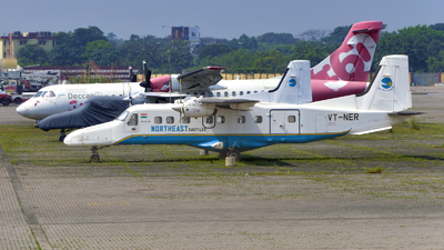 VT-NER - Dornier Do-228-212 - Northeast Shuttles