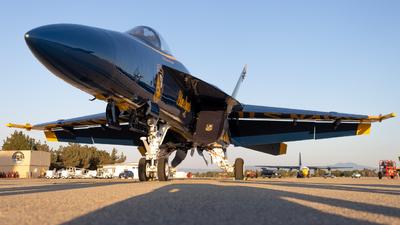 165534 - Boeing F/A-18E Super Hornet - United States - US Navy (USN)